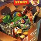 Disney Toy Story - To The Attic - Comics Book - Issue 3