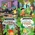 I Can Read Phonics - Classic Storybook  Children - (Set of 4)