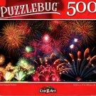 Summer Firework Festival - 500 Pieces Jigsaw Puzzle