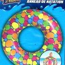 """Splash-N-Swim - 26.5"""" Swim Ring - Swim Time Fun! - Swimming Ring -v12"""