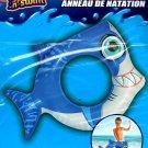"Splash-N-Swim - 22.5""x18.5"" Swim Ring - Swim Time Fun! - Swimming Ring -v15"