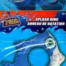 "Splash-N-Swim - 22.5""x18.5"" Swimming Ring + Swim Goggles - Swim Time Fun! (2 Pack) -v1"