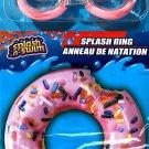 "Splash-N-Swim - 26.5"" Swimming Ring + Swim Goggles - Swim Time Fun! (2 Pack) -v3"