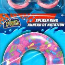 "Splash-N-Swim - 26.5"" Swimming Ring + Swim Goggles - Swim Time Fun! (2 Pack) -v4"