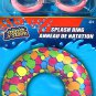 "Splash-N-Swim - 26.5"" Swimming Ring + Swim Goggles - Swim Time Fun! (2 Pack) -v5"