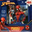 Marvel Spider-Man - 48 Pieces Jigsaw Puzzle v1