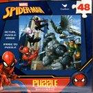 Marvel Spider-Man - 48 Pieces Jigsaw Puzzle v2