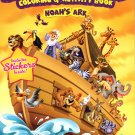 Bible Stories - Coloring & Activity Book - Includes Stickers Inside