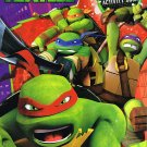 Teenage Mutant Ninja Turtles Jumbo Coloring & Activity Book ~ Time for Action