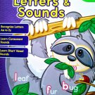Let's Practice Letters & Sounds Workbook Ages 4+