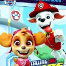 Paw Patrol - Jumbo Coloring & Activity Book - Calling All Pups