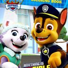 Paw Patrol - Jumbo Coloring & Activity Book - Anything is Paw Sible