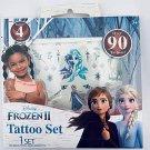 Disney Frozen II Temporary Tattoos - Over 90 Tattoos