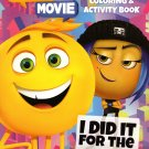 The Emoji Movie - Jumbo Coloring & Activity Book - I Did it For the Views