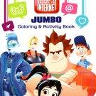 Disney Ralph Breaks the Internet - Jumbo Coloring & Activity Book