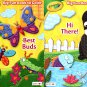 Crayola - Big Fun Book to Color - Best Buds & Hi There - (Set of 2 Books)
