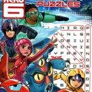 Disney Big Hero 6 - Word Search Puzzle Book - vol.1