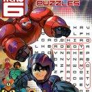 Disney Big Hero 6 - Word Search Puzzle Book - vol.4