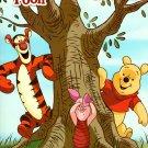 Disney Winnie the Pooh - Big Fun Book to Color