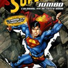 Superman - Jumbo Coloring & Activity Book - Includes 2 Character Stand-Ups on the Back