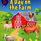Sticker Activity Book - A Day on The Farm - with Over 125 Stickers