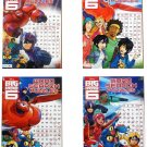 1 X Disney Big Hero 6 Word Search Puzzles Books [4-books - 96 Pages Each]