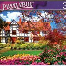 Lovely Spring Cottage - 300 Pieces Jigsaw Puzzle