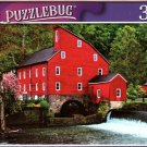Spring at The Old Red Mill - 300 Pieces Jigsaw Puzzle