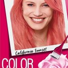 Garnier Hair Color Sensation Hair Cream, California Sunset Coral Pink