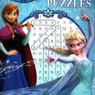 Disney Frozen - Word Search Puzzles - vol.1