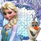 Disney Frozen - Word Search Puzzles - vol.2