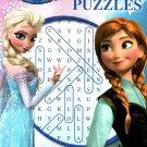 Disney Frozen - Word Search Puzzles - vol.3