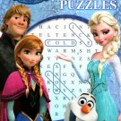 Disney Frozen - Word Search Puzzles - vol.4