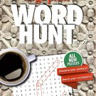 Large Print Word Hunt - All New Puzzles - Sharpen Your Memory, Boost Your Brain - Vol. 90