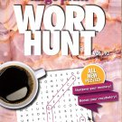 Large Print Word Hunt - All New Puzzles - Sharpen Your Memory, Boost Your Brain - Vol. 92