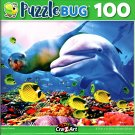 Dolphin Friends - 100 Pieces Jigsaw Puzzle