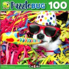 Party Poochie - 100 Pieces Jigsaw Puzzle