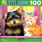 Backyard Besties - 100 Pieces Jigsaw Puzzle
