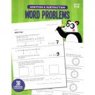 Teaching Tree Addition and Subtraction Word Problems Reproducible Educational Workbook - Grades 1-2