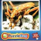 Tropical Rainforest Longhorn Beetle - 100 Pieces Jigsaw Puzzle