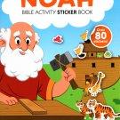 Bible Activity Noah Sticker Book Over 80 Stickers