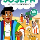 Bible Activity Joseph Sticker Book Over 80 Stickers