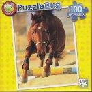 Puzzlebug 100 Piece Puzzle ~ Show Horse