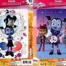 Disney Junior Vampirina - 16 Pieces Jigsaw Puzzle - (Set of 2 Puzzles)