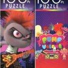 DreamWorks Trolls - 100 Pieces Jigsaw Puzzle - (Set of 2) v 2