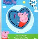 Peepa Pig - 24 Shaped Puzzle
