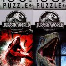 Universal Studios Jurassic World - 100 Piece Jigsaw Puzzle - (Set of 2)