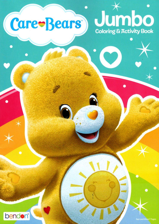 Care Bears - Jumbo Coloring & Activity Book