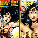 Wonder Women - Jumbo Coloring & Activity Book - (Set of 2 Books)