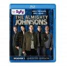 Almighty Johnsons: Season 1 [Blu-ray]